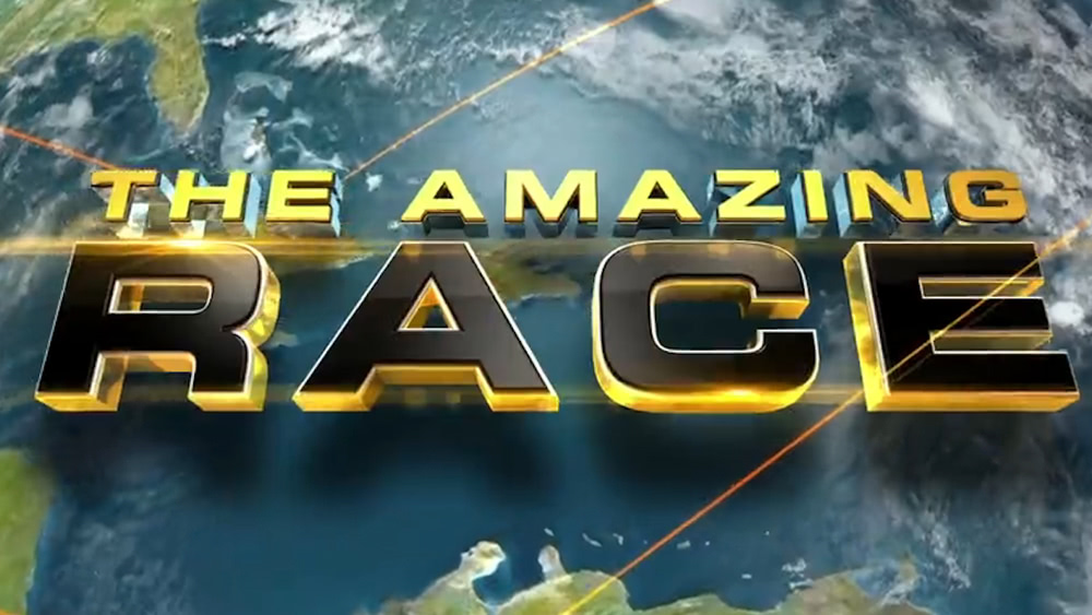 The Amazing Race – CBS