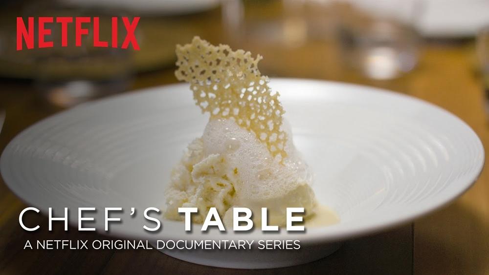 Chef's Table - Netflix