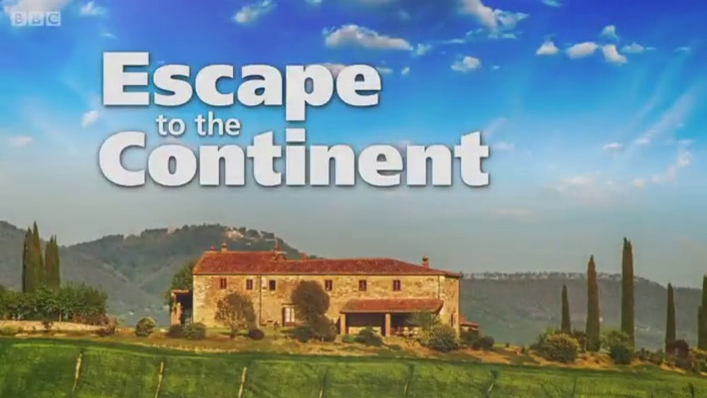 Escape to the Continent - BBC