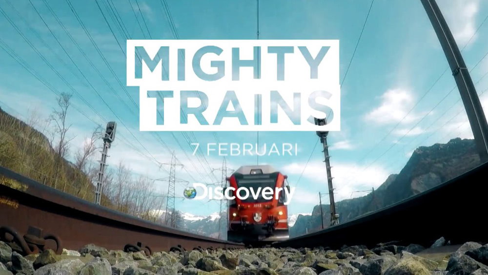 Mighty Trains - Discovery